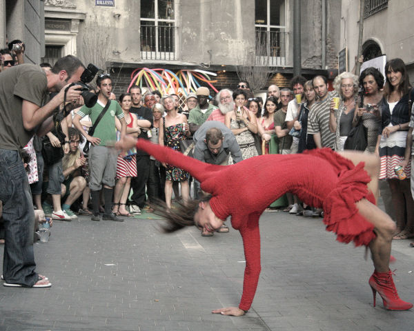 Dancing in the Street (Madrid)