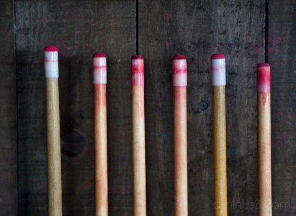 billard sticks