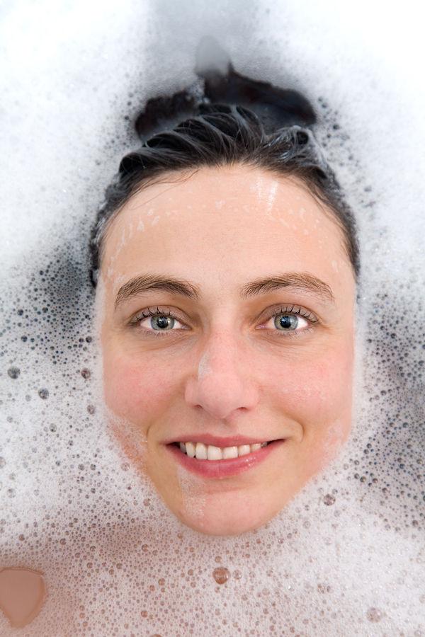 baño espumoso  /  foaming bath
