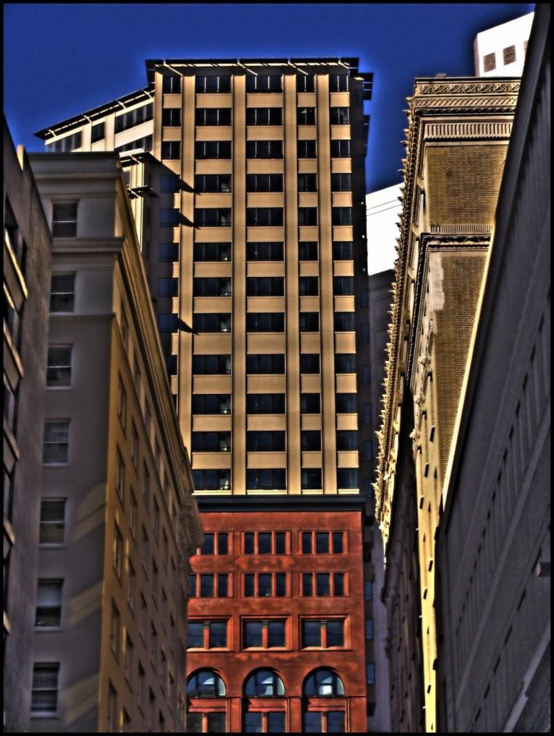 San Francisco Building.
