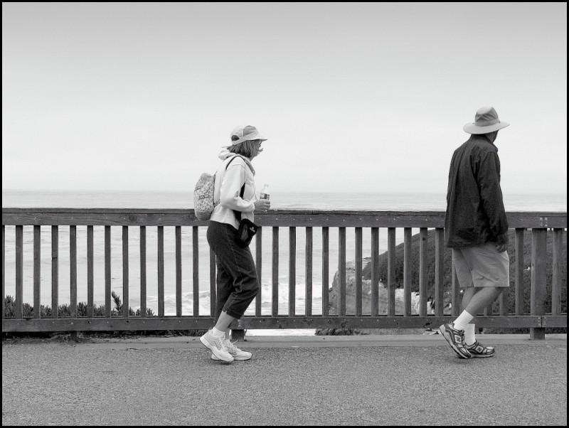 Tourist 1 , Tourist 2