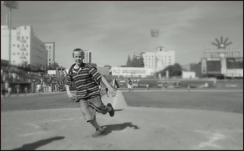 The Run Around