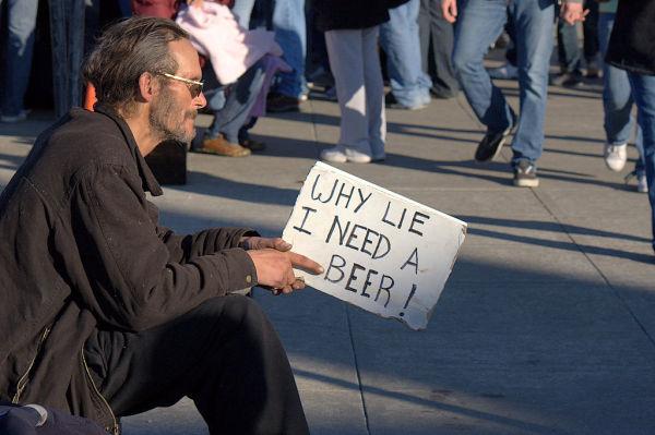 Why Lie .....