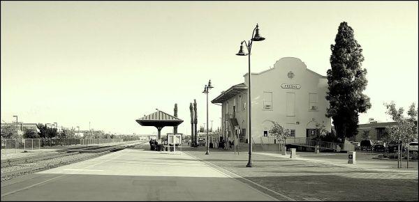 Old Fresno Depot