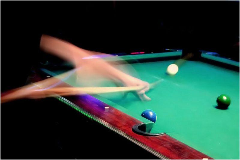 Pool Hall #3