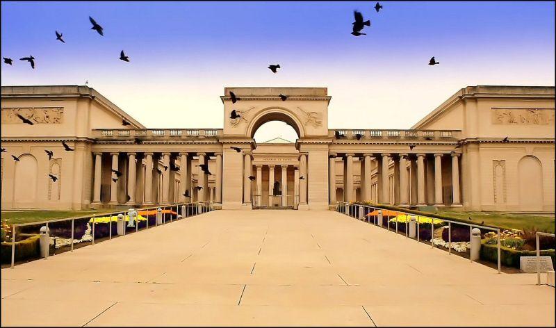 California Palace of the Legion of Honor