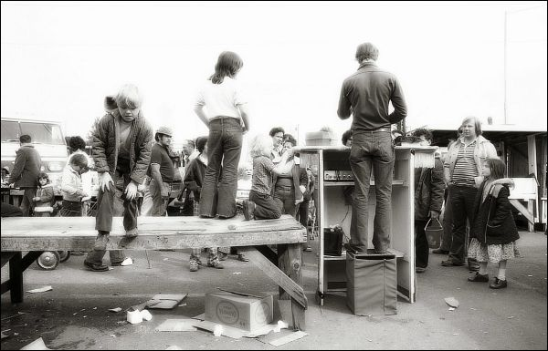 1972 Flea Market