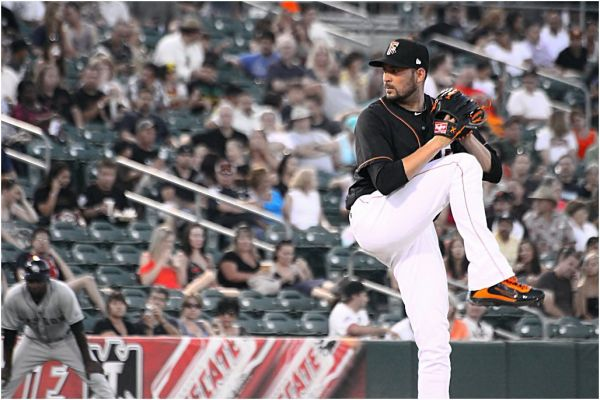 Jonathan Sanchez, San Francisco Giants Pitcher.