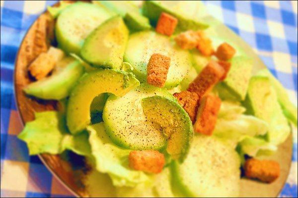 Avacodo Salad