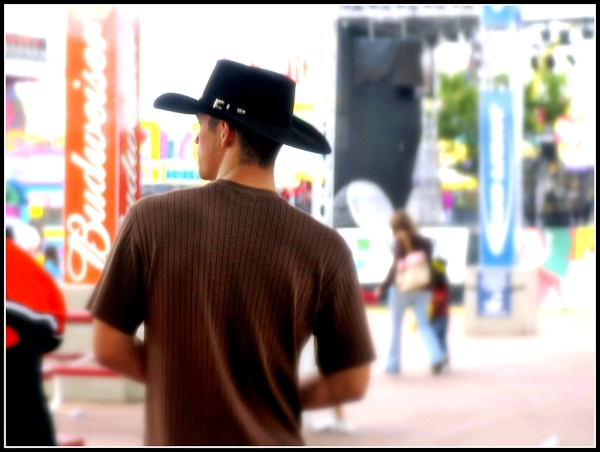 Cowboy in the City