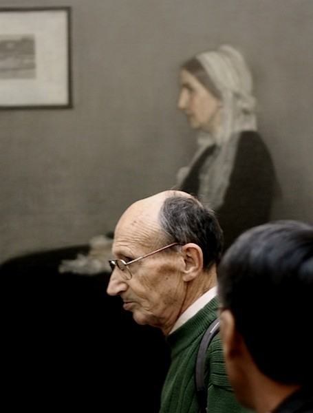 MARTIN GERVEREAU PHOTOS MUSEUM musée orsay louvre