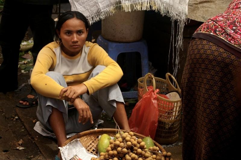 vendor at market