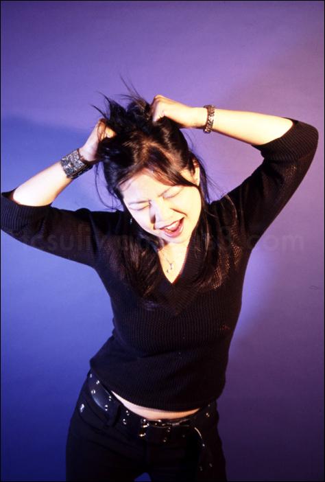 asian babe woman アジア人 笑顔 smile portrait ポートレート