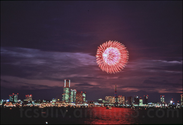 fireworks yokohama minato mirai 花火 横浜 みなと未来