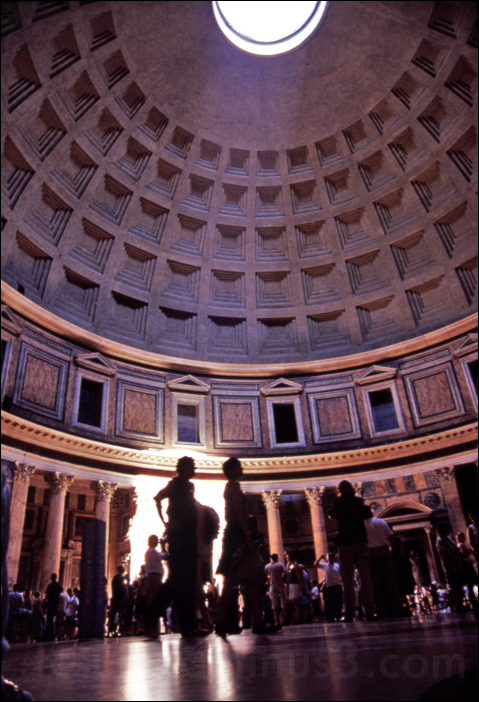 rome italy pantheon ローマ イタリア ヨーロッパ