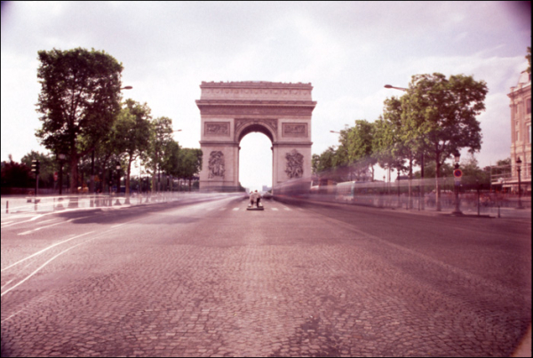 paris france arc triumph パリ フランス