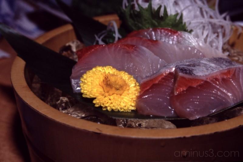 sushi set すし