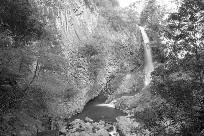 japan waterfall izu atami kawazu 滝 伊豆 温泉 河津