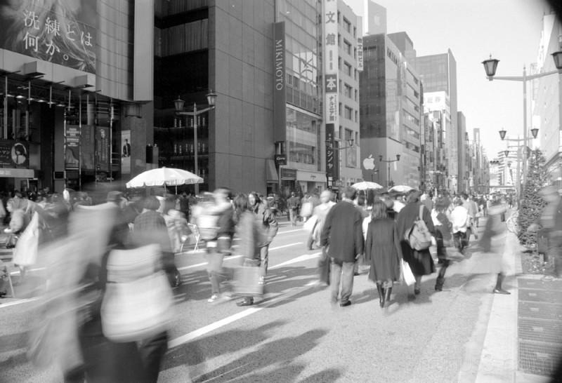 ginza tokyo 銀座 東京 street life japan