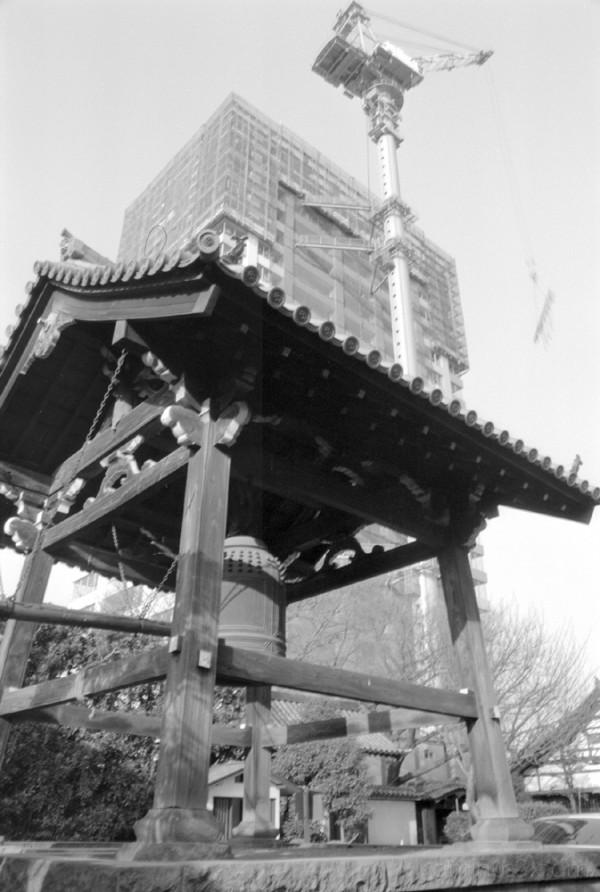 品川 東京 五重塔 japan shinagawa tokyo graveyard