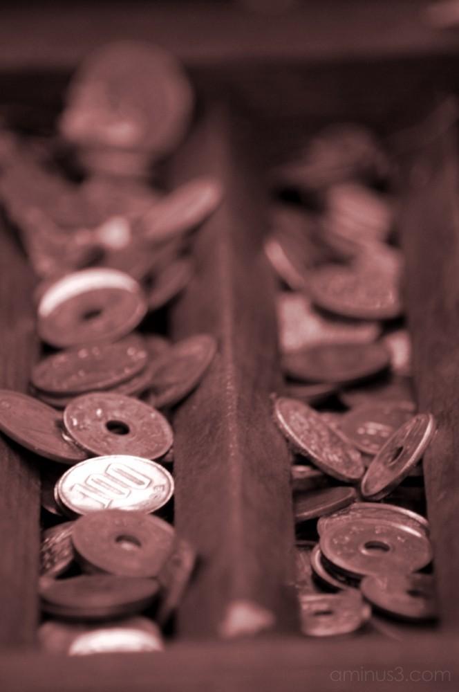 coin money yen コイン 円 お金