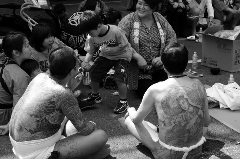 yakuza tattoos ヤクザ 刺青