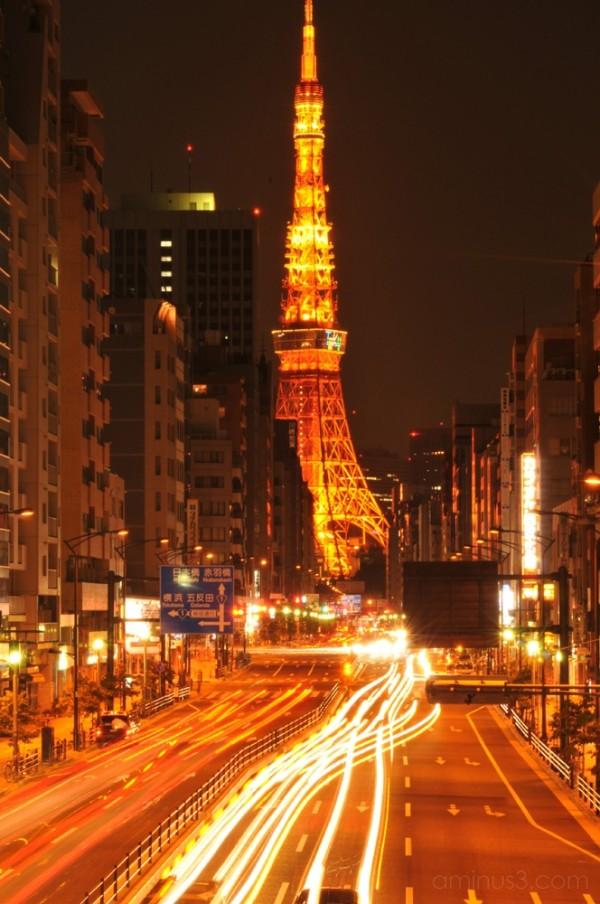 도쿄타워 tokyo tower tokio برج طوكيو.