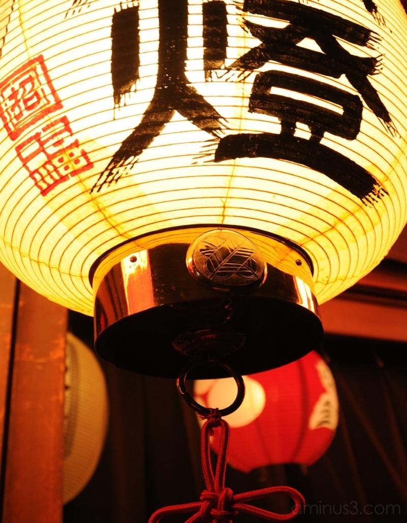 lanterns tokyo tsukishima 月島 東京 提灯