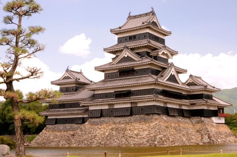 castle nagano matsumoto 城 長野 松本