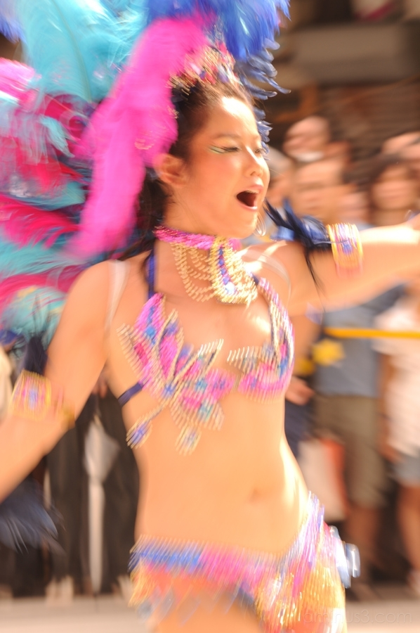 asakusa samba festival 浅草 サンバ 祭 女 可愛い 浅草カーニバル