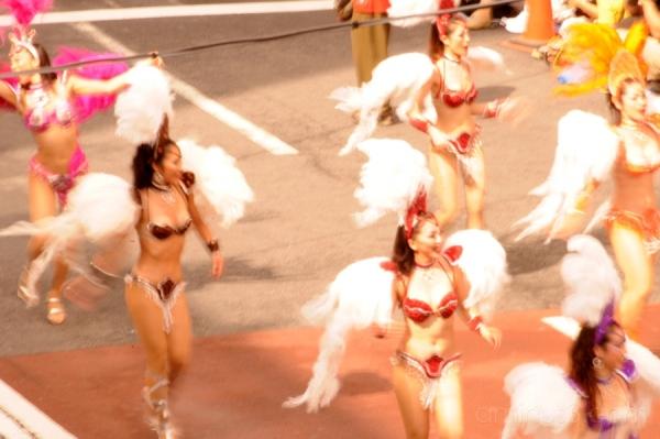 festival asakusa samba 浅草 女 祭 サンバ dance ダンス