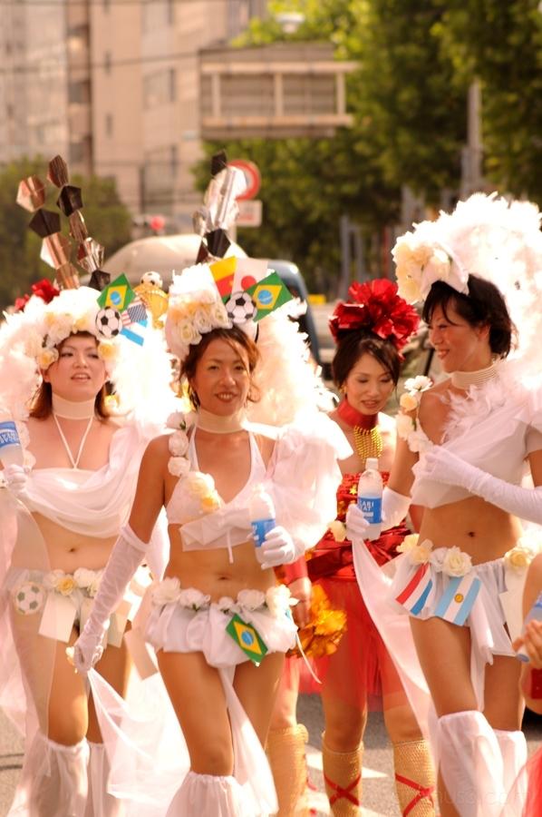 festival asakusa samba dancer 浅草 女 祭 サンバダンサー