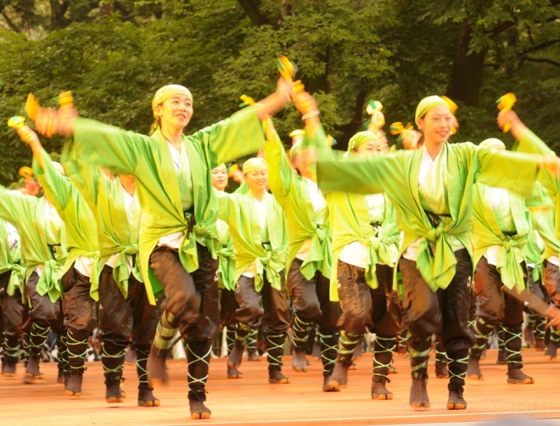 新宿 festival dance 祭 踊り ダンス shinjuku