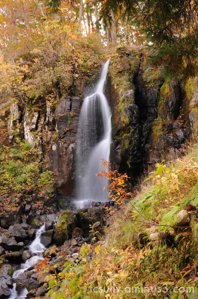waterfall zao yamagata 滝 蔵王 山形