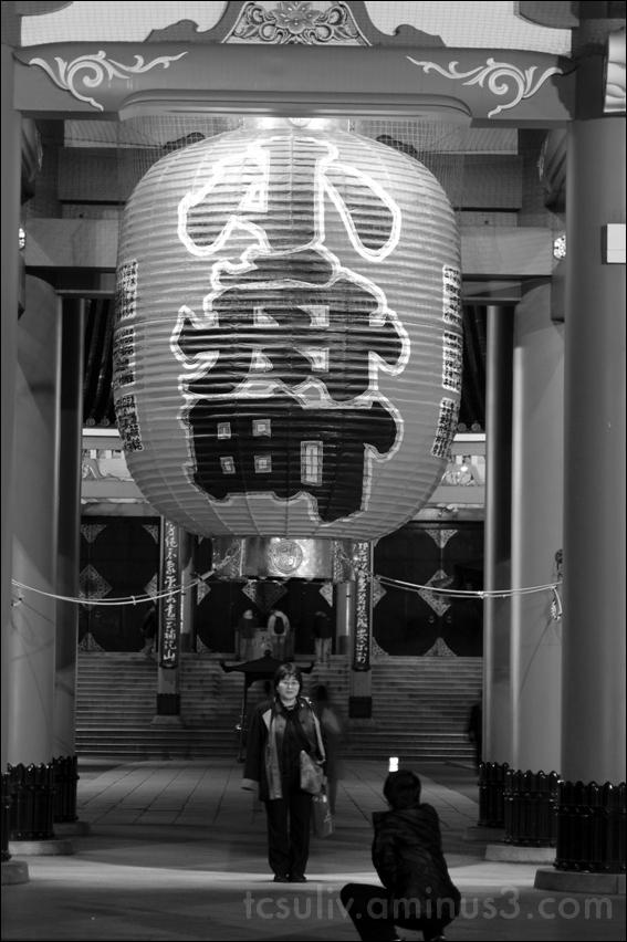 asakusa temple lantern sensoji 浅草 寺 浅草寺 小舟町 tokio