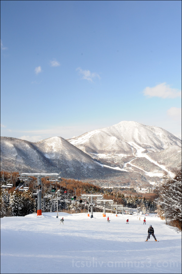 landscape mountains snow nagano 山 雪 長野 景色 ski スキー