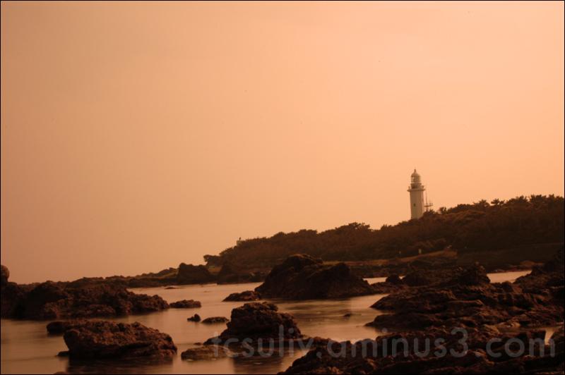 sunset lighthouse chiba 灯台 ocean 海 nojimasaki 野島埼