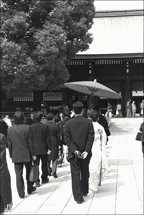 wedding harajuku meiji-ingu 明治神宮 原宿 結婚式