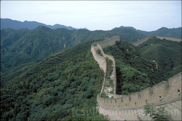 great wall of china beijing 万里の長城