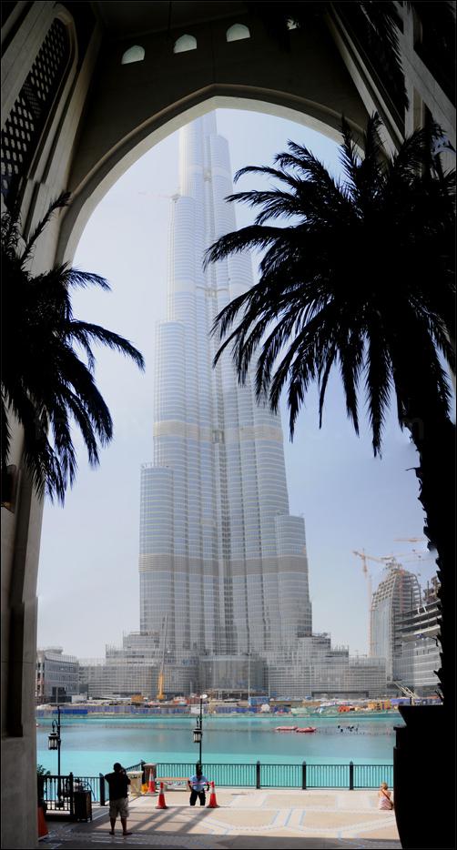 Burj Dubai (Dubai)