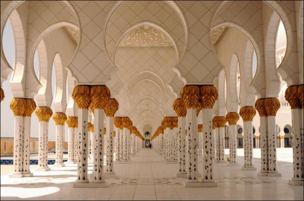 Sheik Zayed Al Nahyan Grand Mosque