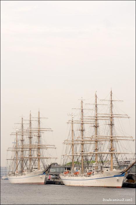yokohama ships port festival