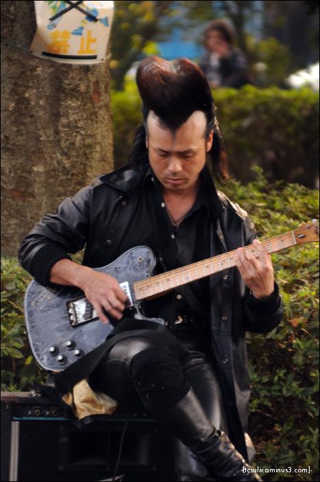 rockabilly ロカビリー (Yoyogi Park)