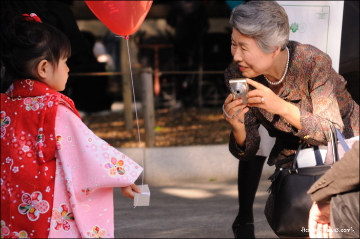 grandmother お婆さん (meiji-jingu)
