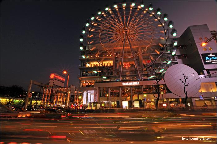 Sakae Ferris Wheel 栄である観覧車