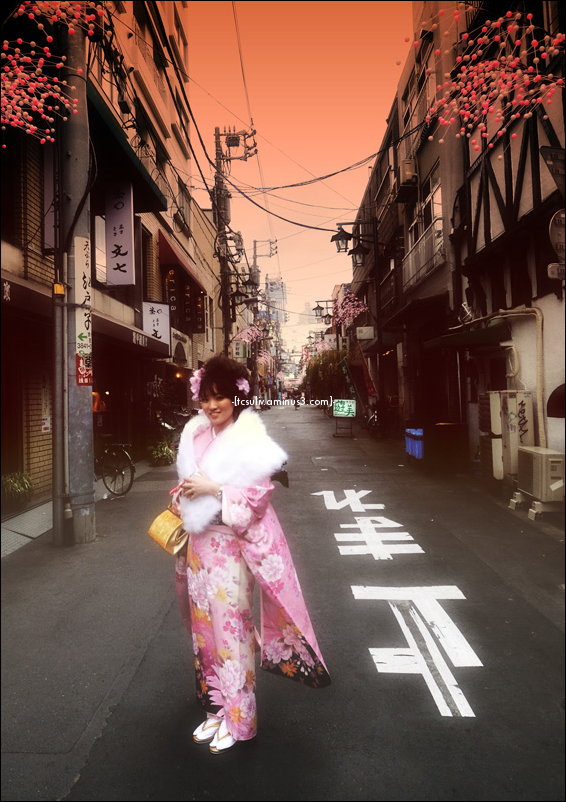 Shitamachi beauty 下町ビューティー (Asakusa)