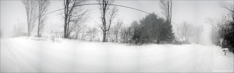 December 27 Blizzard (Averill Park, NY)