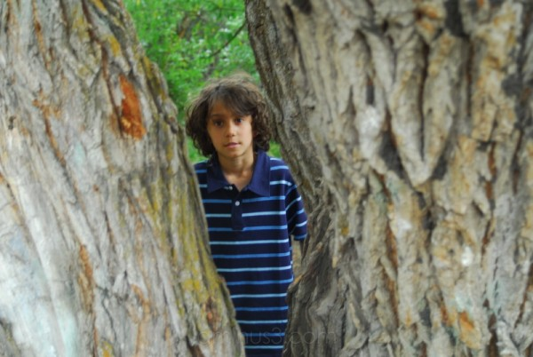 Boy of the Forest...