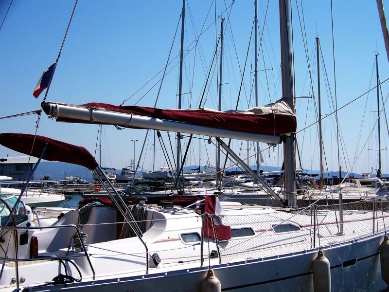 Hyères, boat
