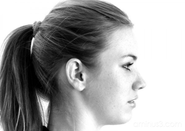 Young profile